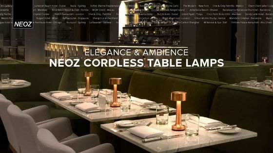 NEOZ cordless lamp brochure english
