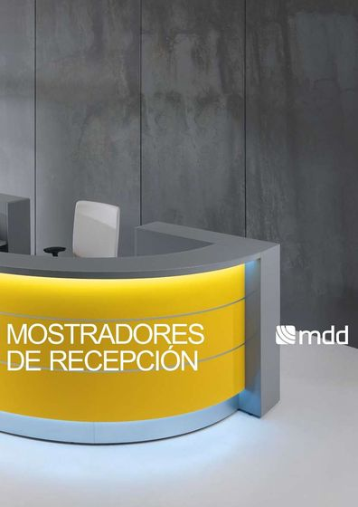 Reception Catalogo