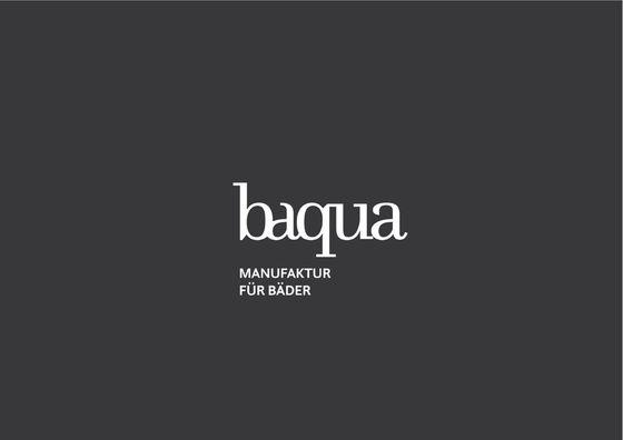 Baqua Duschelement