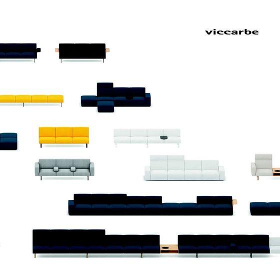 Viccarbe Catalogue Sistema