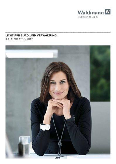 Licht für Büro und Verwaltung Katalog 2016/2017