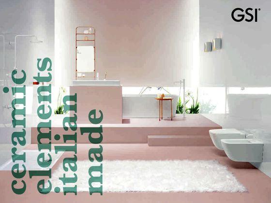 GSI | ceramic elements italian made
