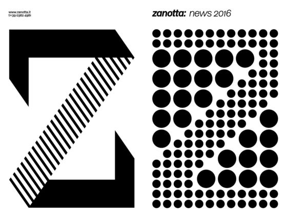 Zanotta News 2016