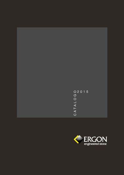 Ergon - Catalogo 2015