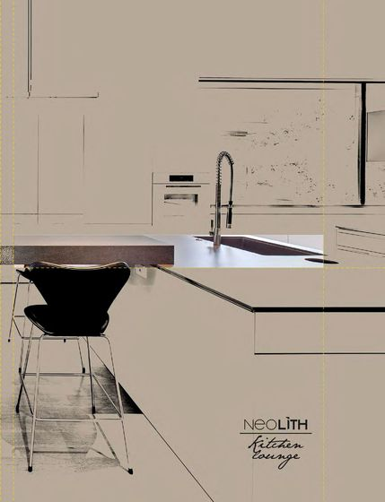 Neolith Kitchen Lounge 2016