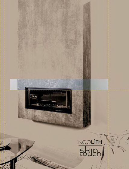 Neolith Skintouch 2016