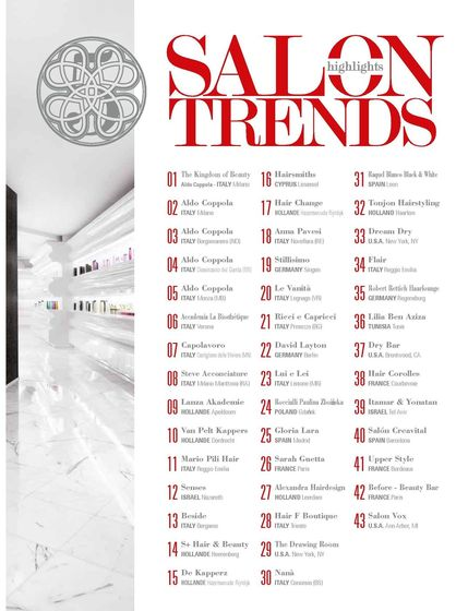 Salon Trends 05