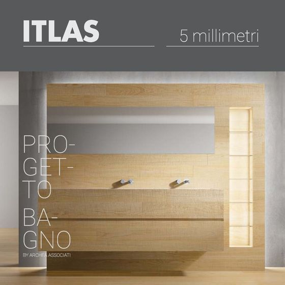 5 Millimetri – the bathroom project