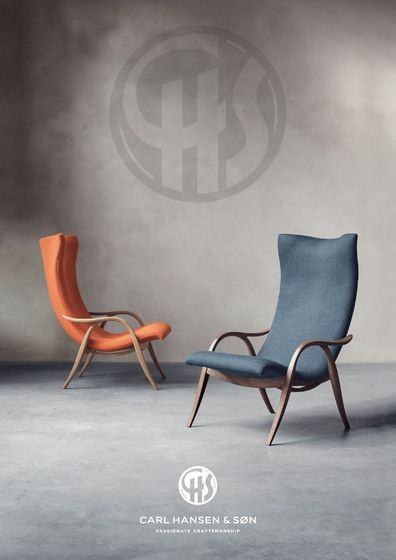 Carl Hansen & Søn Catalogue 2016