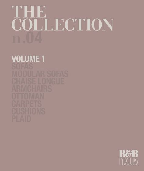 The Collection n.04 | Volume 1