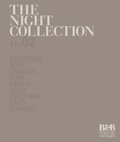 The Night Collection n.02