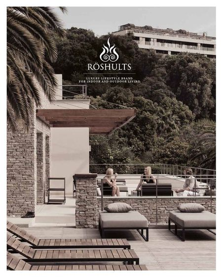 Röshults Product Catalogue 2016