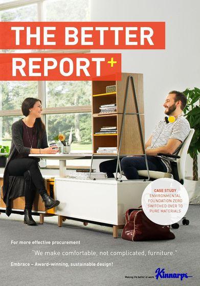 Kinnarps Sustainability Report 2016