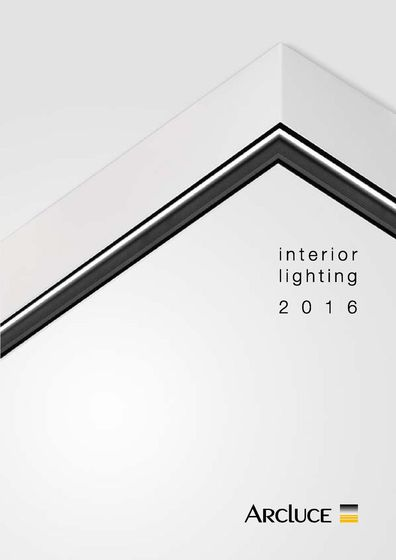 Arcluce - Interior Lighting 2016