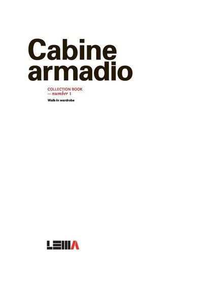 Lema Cabine Armadio