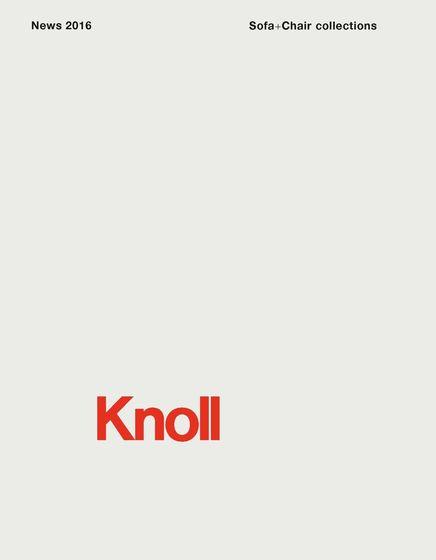Knoll Catalogo 2016