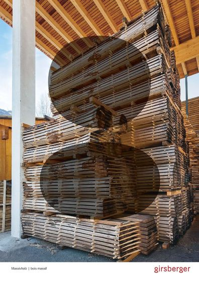 Girsberger bois massif