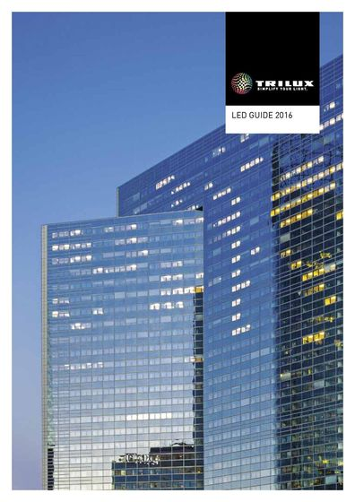 Trilux LED Guide 2016