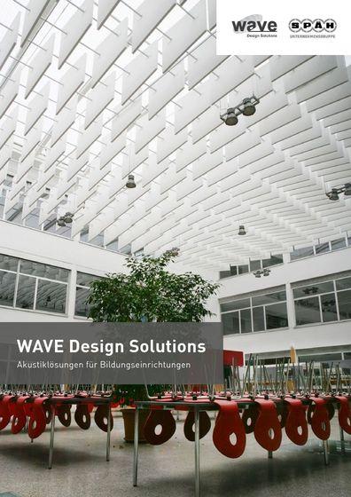 Wave Design Solutions | Akustiklösungen für Bildungseinrichtungen
