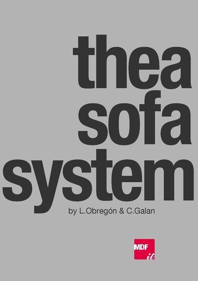 Thea Sofa System