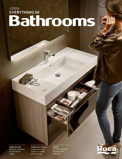 Everything in Bathrooms 2016