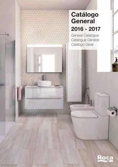 Roca General Catalogue 2016