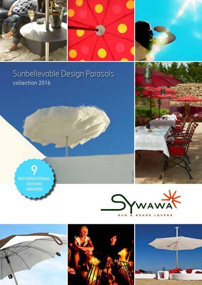 SYWAWA | Sunbelievable Design Parasols