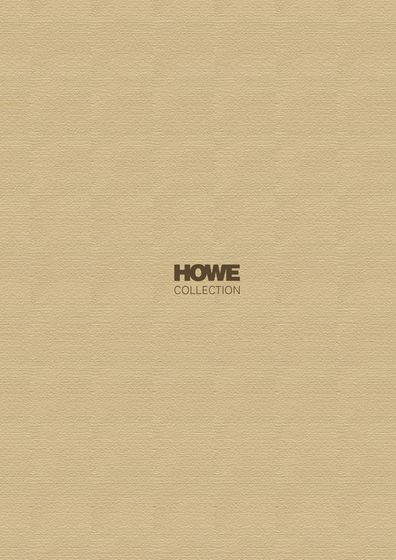 HOWE Collection 2015