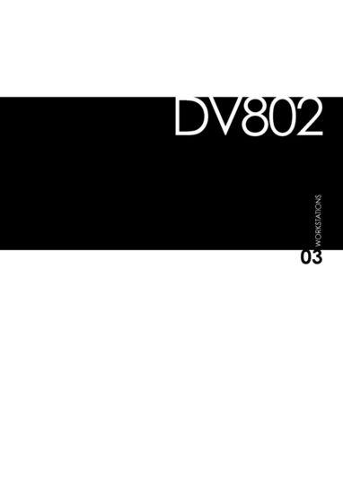 DVO Catalogue DV802