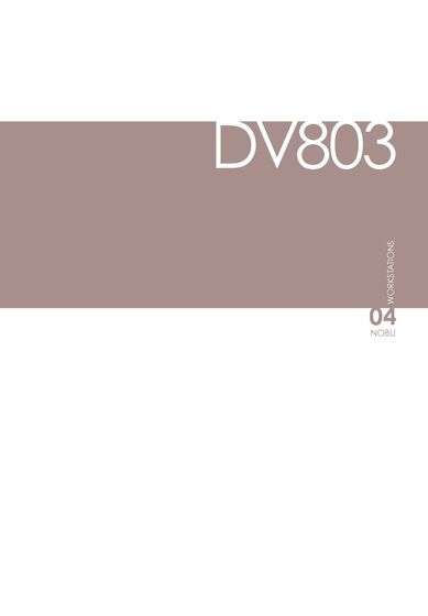 DVO Catalogue DV803-NOBU