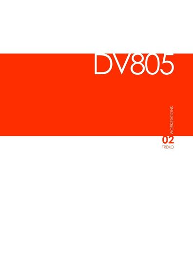 DVO Catalogue DV805-TREKO