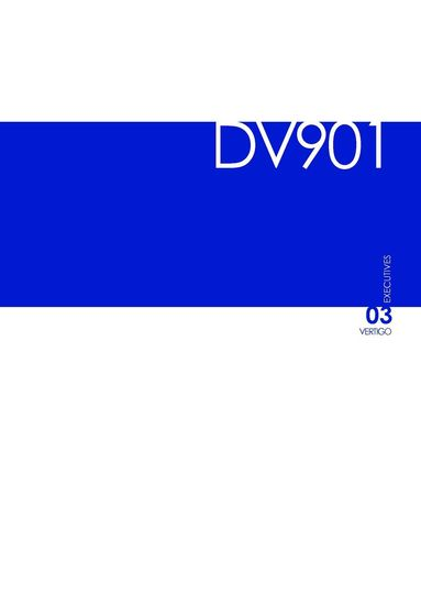 DVO Catalogue DV901-VERTIGO