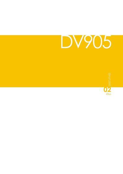 DVO Catalogue DV905-RYM
