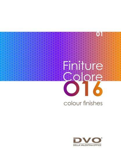 DVO Colour Finishes 2016