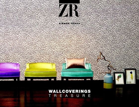 Wallcoverings Spring 2015