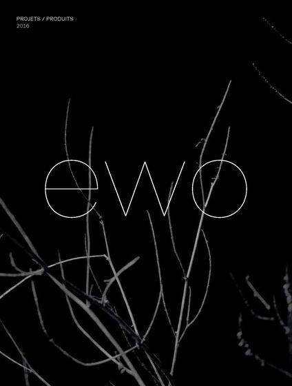 ewo Projets et Produits 2016