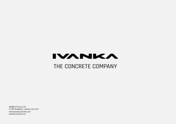 Ivanka | The Concrete Company