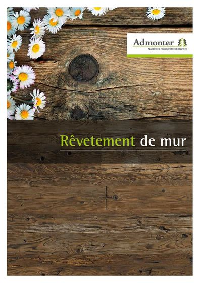 Admonter  Revetement de mur