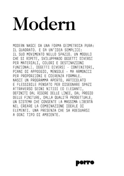 modern 2011
