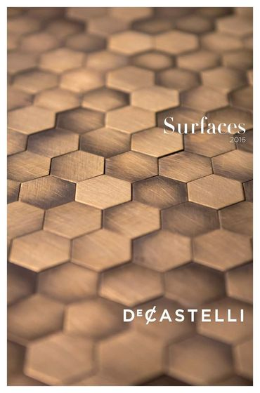 DeCastelli Surfaces 2016