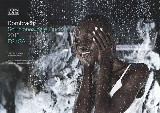 Dornbracht Soluciones para Ducha 2016