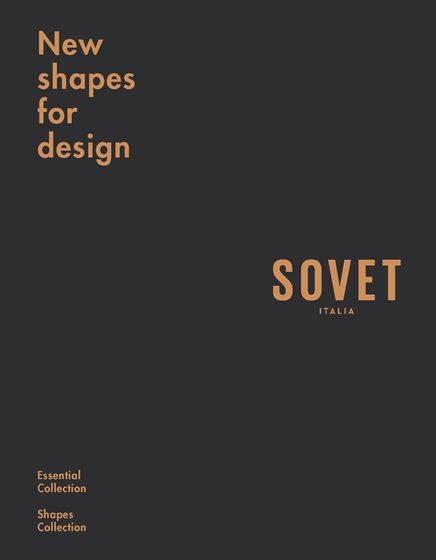 Sovet New Shapes for Design 2016