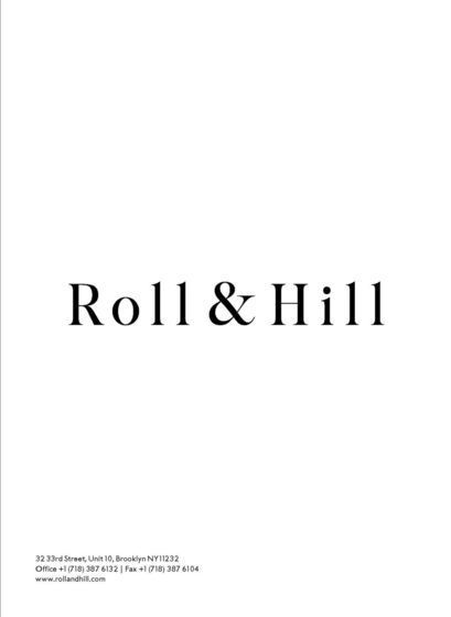 Roll and Hill Optimized 2015