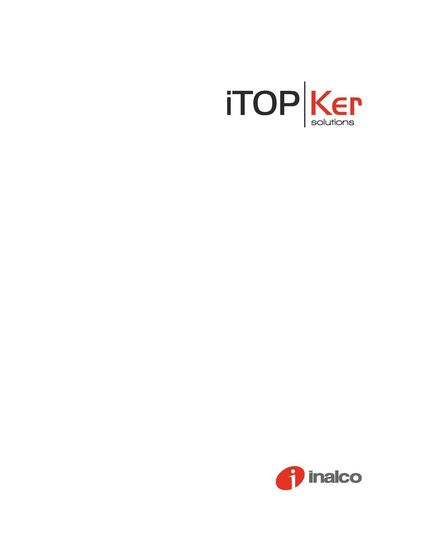 iTOPKer solutions 2016
