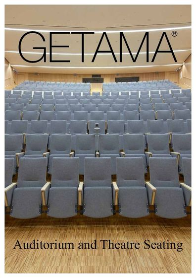 GETAMA Auditorium and Theatre Seating
