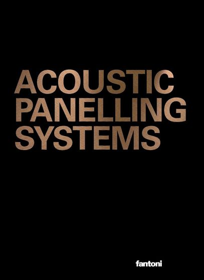 Acoustic Panelling System