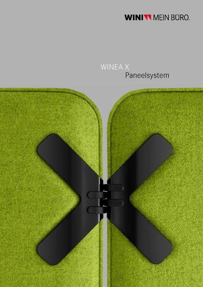 Winea X Paneelsystem