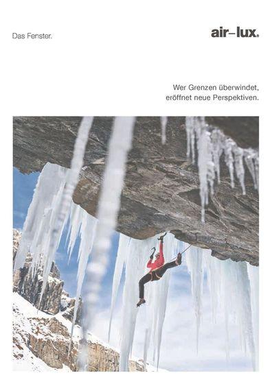 air-lux Broschüre 2016
