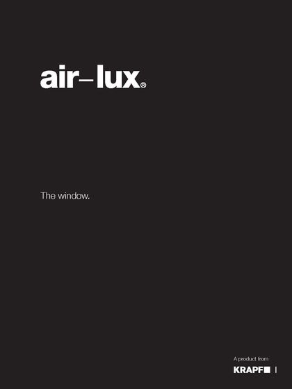 air-lux Reference properties