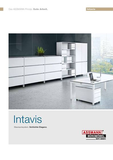 Intavis – Stauraumkonzept
